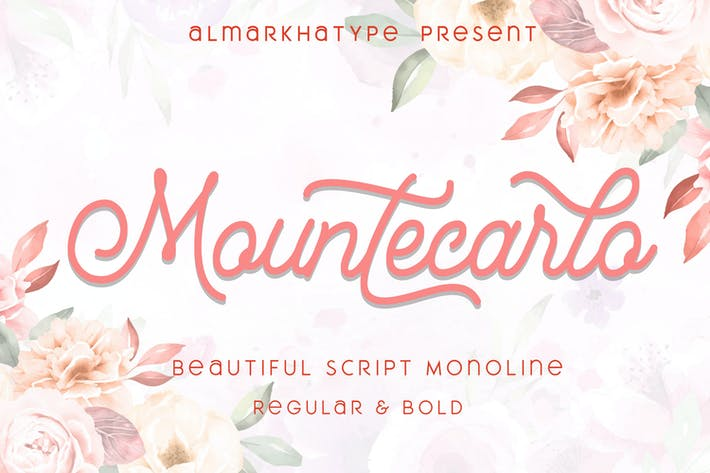Thumbnail for Mountecarlo-Beautiful Monoline