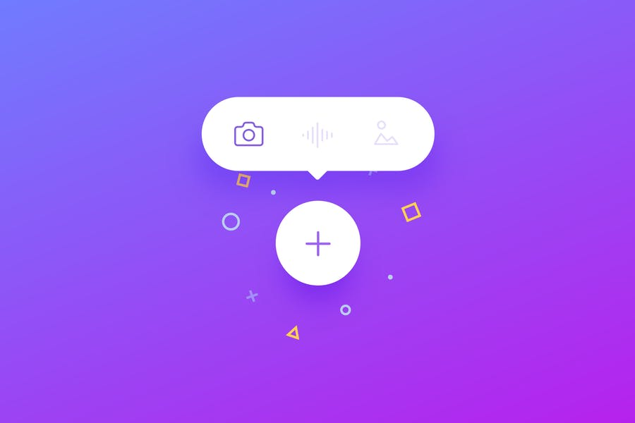 3d Touch Button With Actions