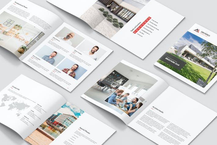 Thumbnail for Architeo – Architecture and Interior Square