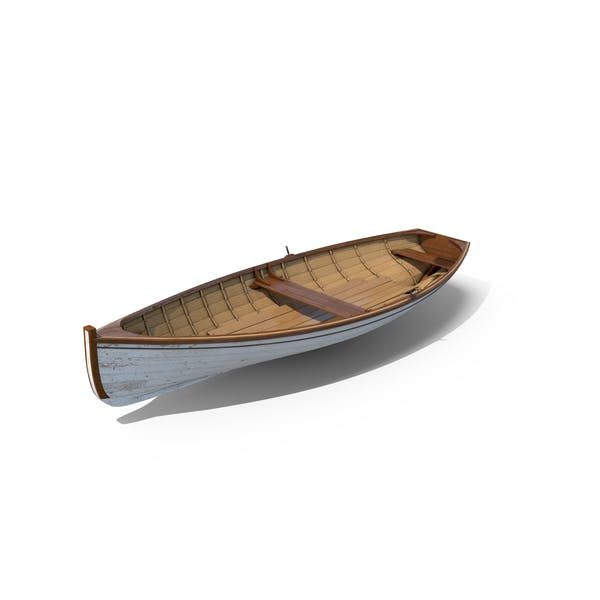 Cover Image for Rowing Boat