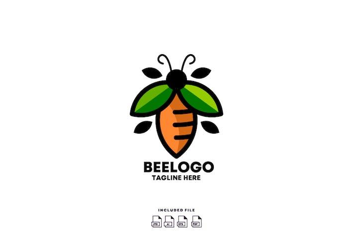 Thumbnail for Bee Logo Design Template