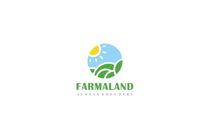 Thumbnail for Farm Land Logo