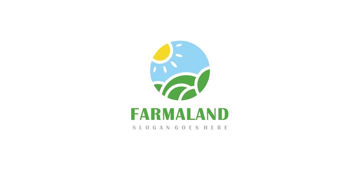 Download Farm Land Logo by 3ab2ou