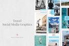 Travel Instagram Stories