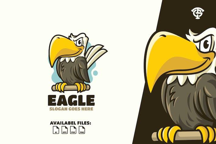 Thumbnail for Eagle - Logo Mascot