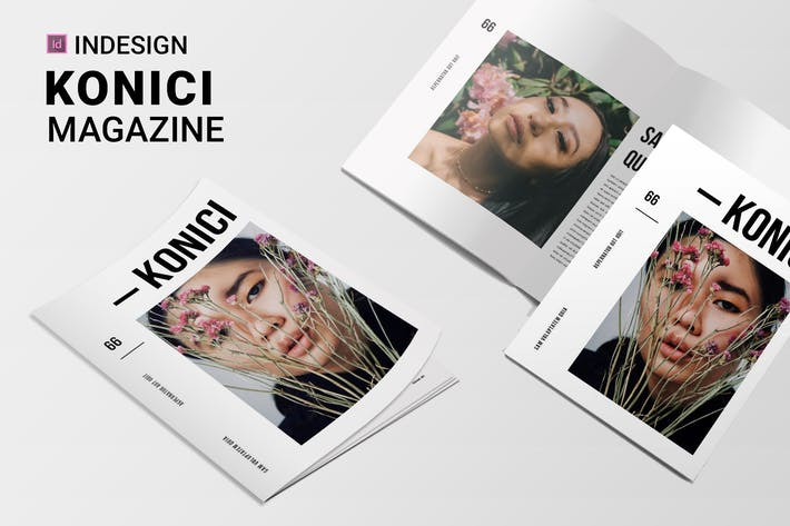 Thumbnail for Konici | Magazine