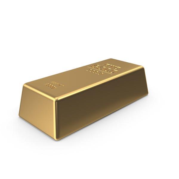 Thumbnail for Gold Ingot