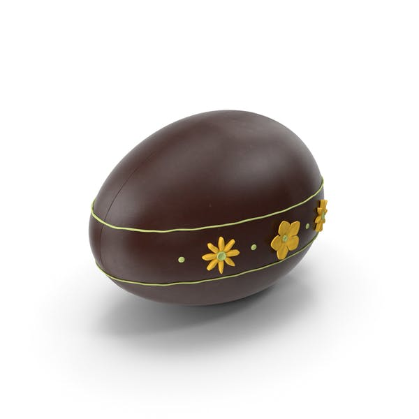 Thumbnail for Decorated Chocolate Egg