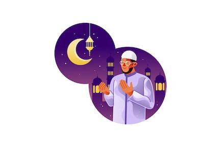 Praying on the Month of Ramadan