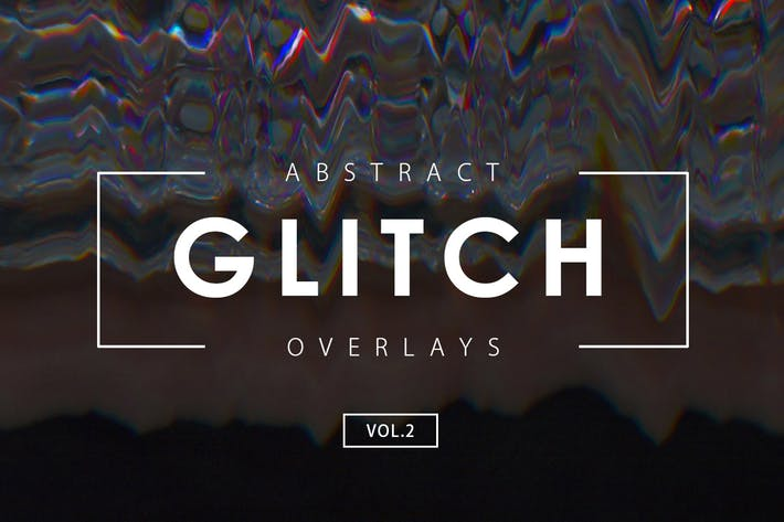 Thumbnail for Glitch Effect Overlays Vol. 2