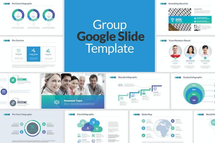 Группа Google Слайды