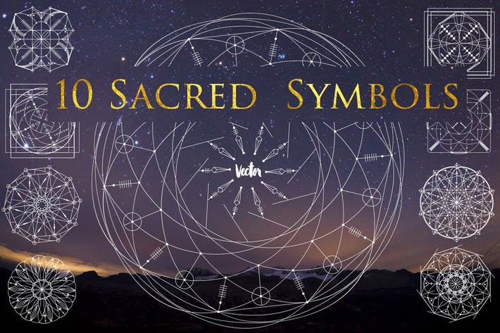 Thumbnail for 10 Sacred symbols
