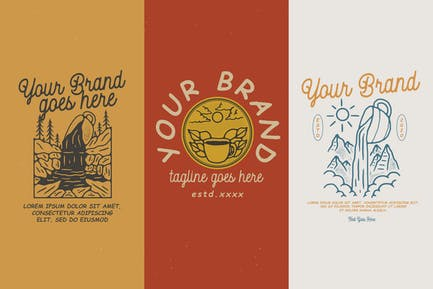 design de café vintage