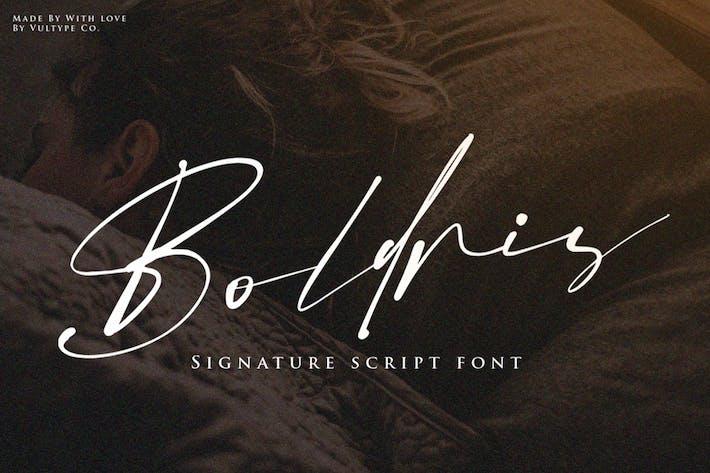 Police Signature Bolderis