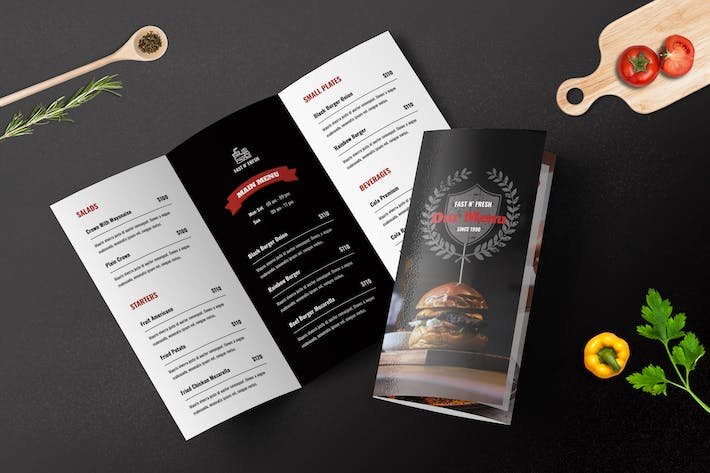 "Download 2,880 ""trifold menu"" Templates - Envato Elements (Page 4)"