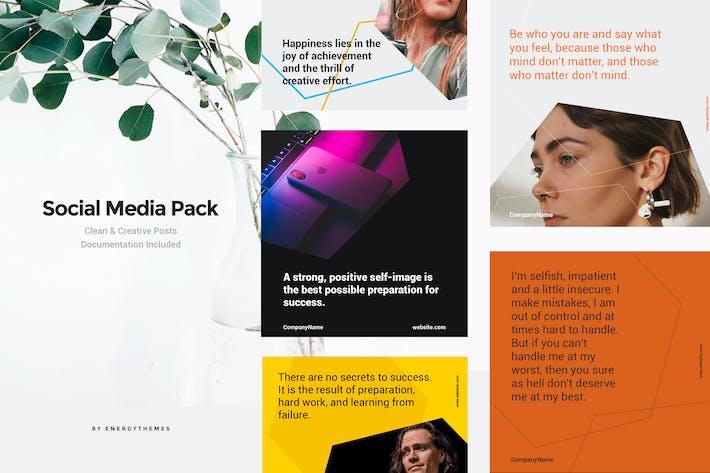Thumbnail for Social Media Banners - Vol26