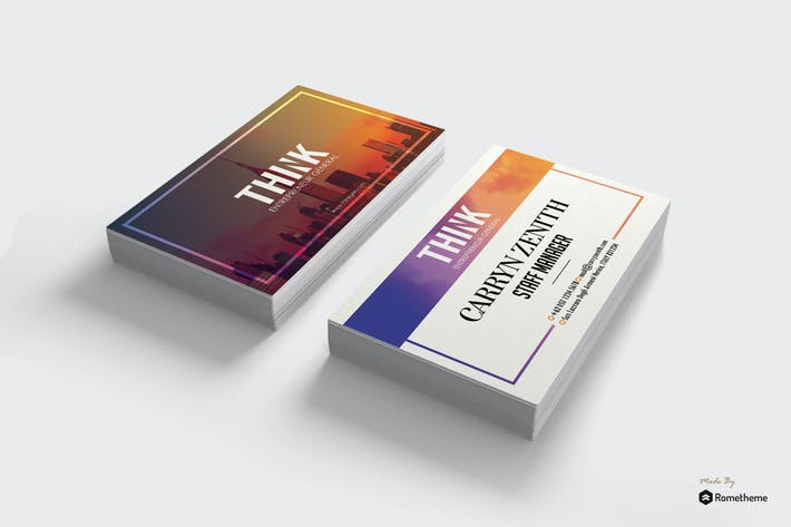 Thumbnail for Business Card vol. 31 HR