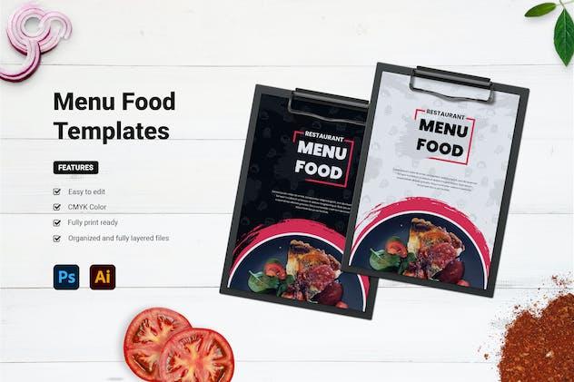 Menu Food - Dugem 1