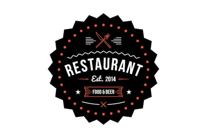 Thumbnail for Modèles de Logo de restaurant