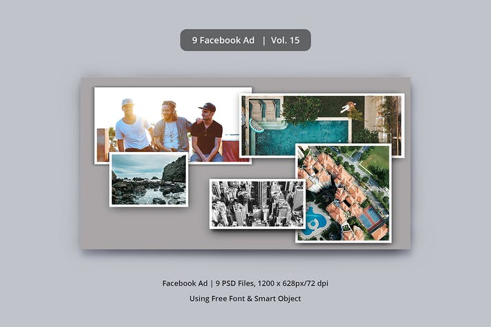 Thumbnail for Facebook Ad Vol. 15