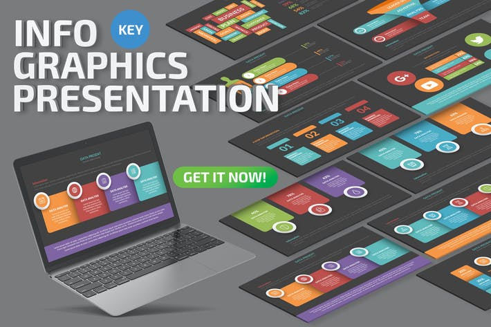 Thumbnail for Infographics Keynote Presentation