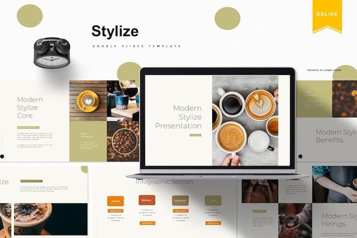 Stylize | Google Slide Template