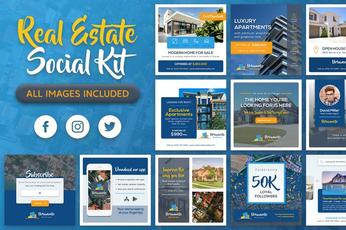 Thumbnail for Social Media Kit