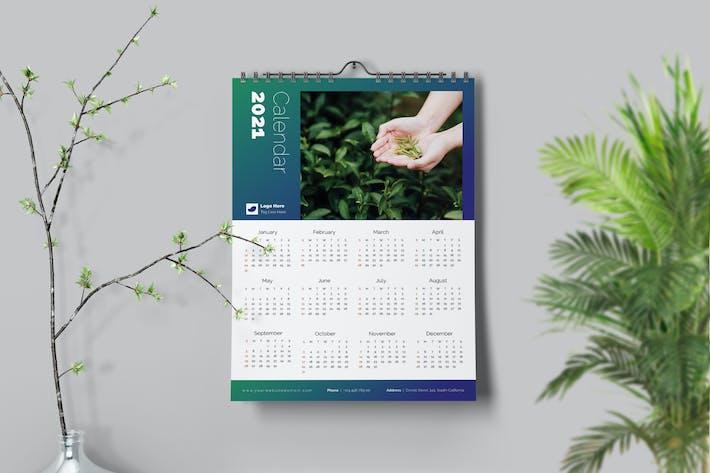 Thumbnail for Grünes Blatt-Kalender
