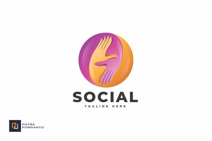 Thumbnail for Social - Logo Template
