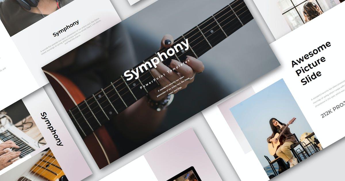 Download Symphony – Creative Business Keynote Template by raseuki