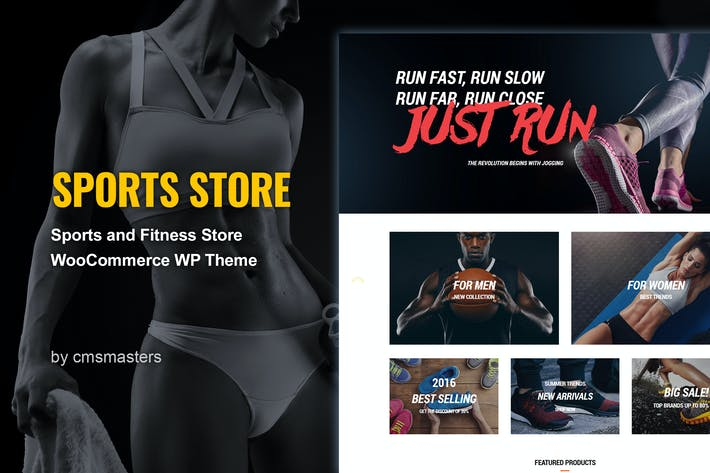 Cover Image For Sports Store