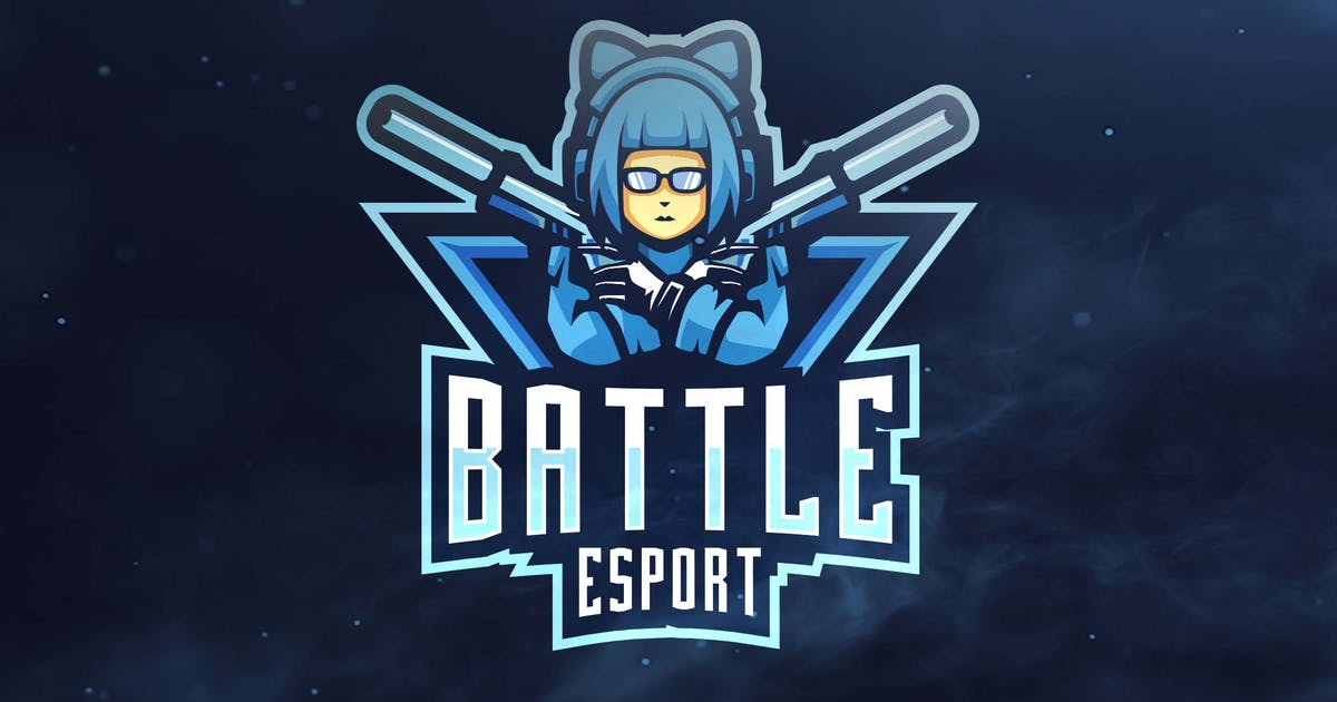 Download Battle Sport and Esports Logos by ovozdigital