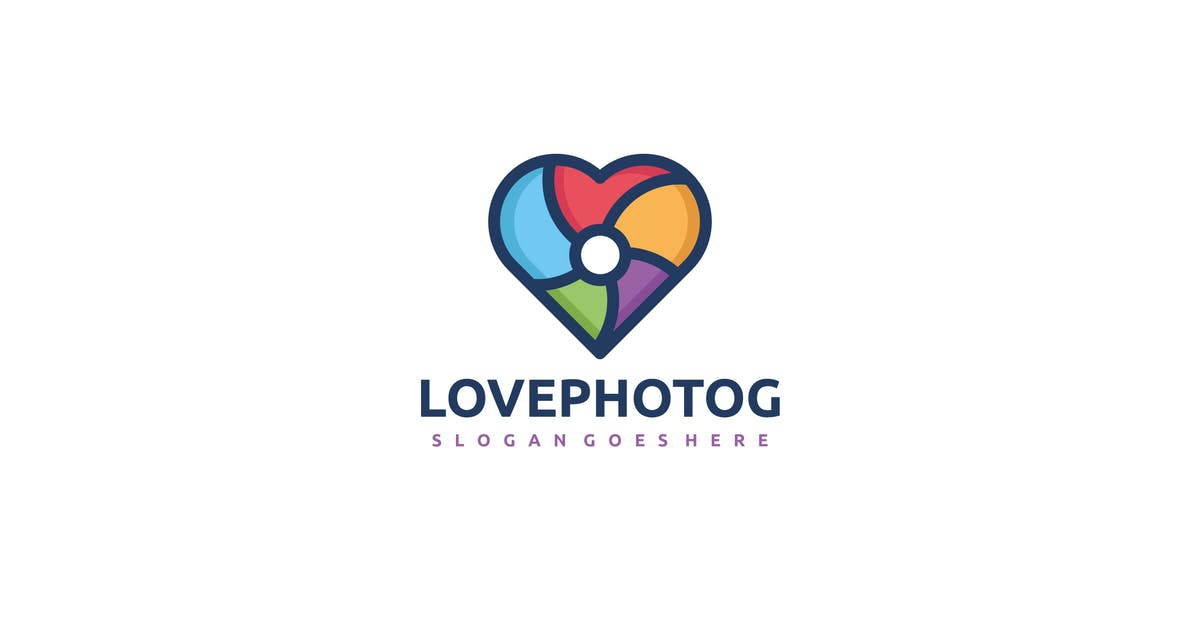 Download Love Photography Logo by 3ab2ou