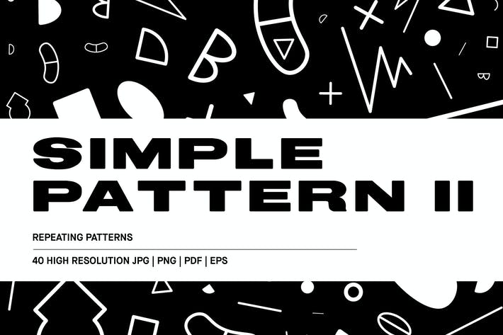 Thumbnail for Simple Patterns II -