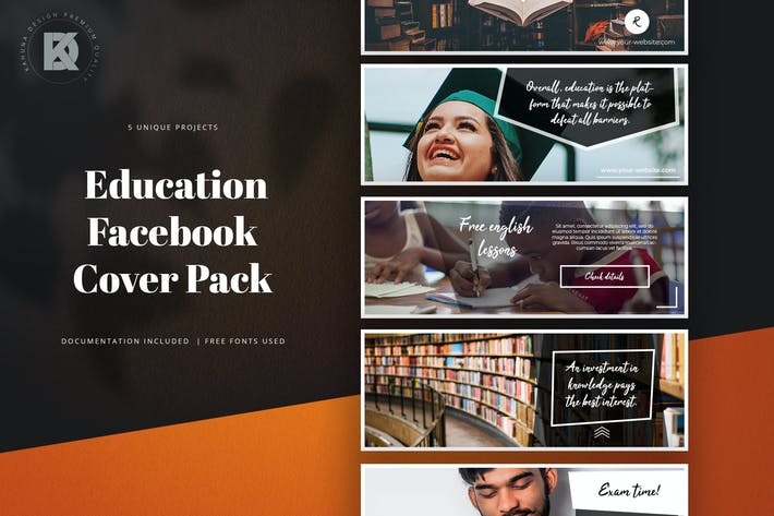 Education Facebook-Cover