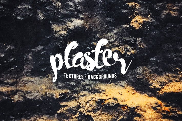 Thumbnail for Old Grunge Plaster Texture Backgrounds