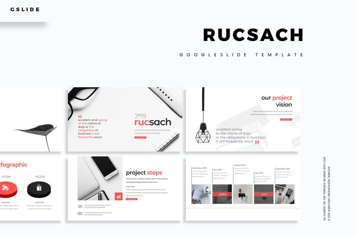 Cover Image For Rucsach - Google slide Template