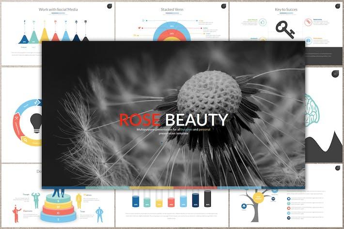 ROSE BEAUTY Keynote