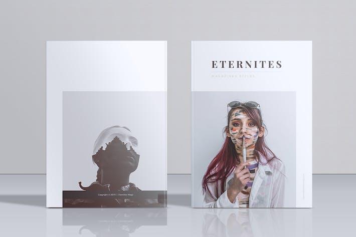 Thumbnail for ETERNITES Minimal Magazines Styles
