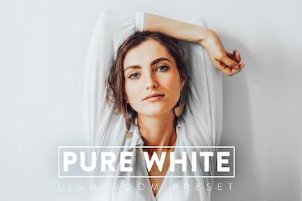 10 предустановок Pure White Lightroom