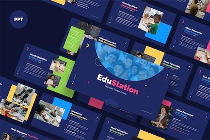 Edustation Kids Education - PowerPoint