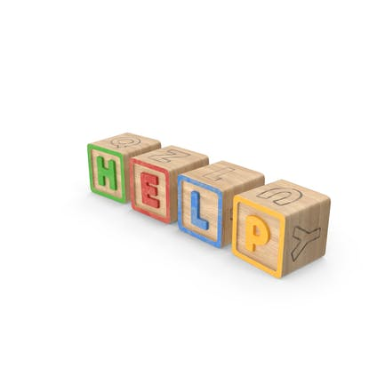 Help Alphabet Blocks