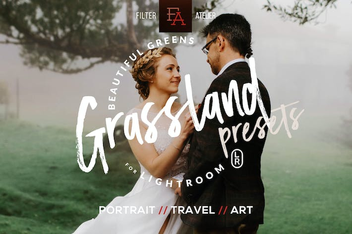 Thumbnail for Grassland Lightroom Presets