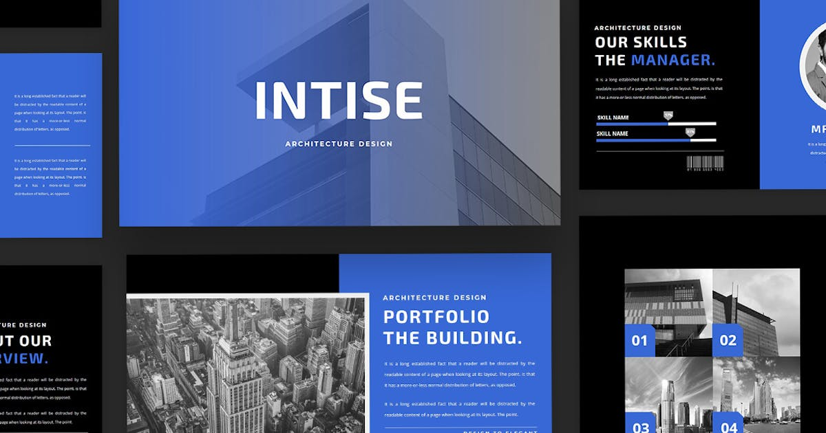 Download Intise - Powerpoint Presentation Template by Creavora