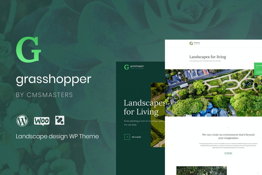 Grasshopper - Landscape Desig| Gardening Services