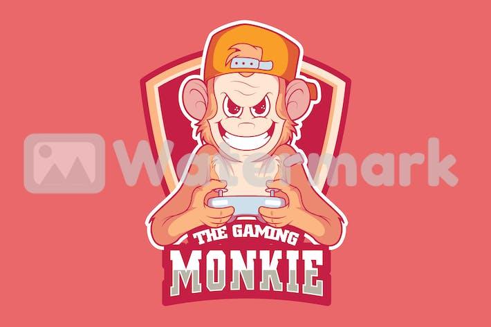 Игровая обезьяна