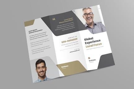 Multipupose trifold brochure