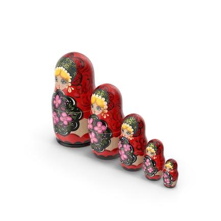 Russian Matryoshka Doll