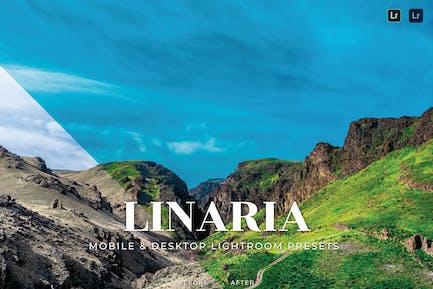 Linaria Mobile and Desktop Lightroom Presets