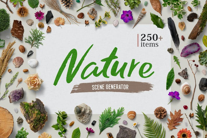 Thumbnail for Nature Scene Generator